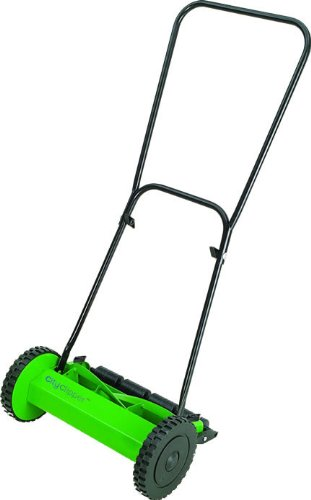 "RazarSharp CityClipper Classic 15"" Reel Push Mower"