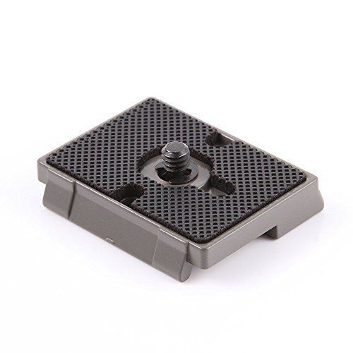 Foto4easy Camera Tripod QR Plate for Manfrotto 200PL-14 484RC2 486RC2 323 RC2