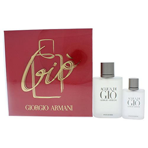 Giorgio Armani Aqua Di Gio Eau De Toilette Spray for Men, 2 - Aqua Armani Giorgio
