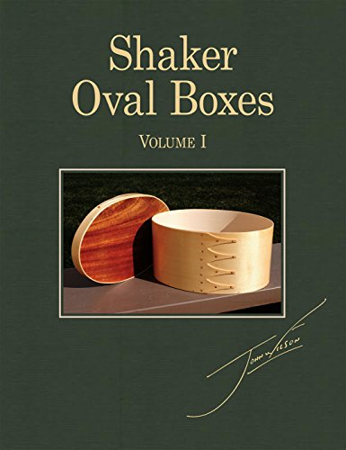 (Shaker Oval Boxes Vol.1)