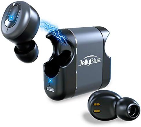 Bluetooth Headphones JellyBlue Earphones Microphone product image