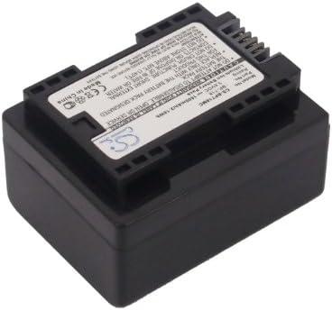 BP-718 Battery for Canon LEGRIA HF R36 Li-ion 3.6V 1600mAh