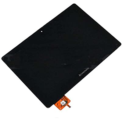 "10.1"" LCD Screen Display +Touch Digitizer Glass Assembly for Lenovo Ideatab S6000"