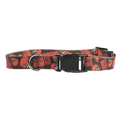 NFL Cleveland Browns Team Pet Collar, Large