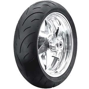Dunlop Qualifier Performance Radial Rear Tire - 190/50ZR-17/--