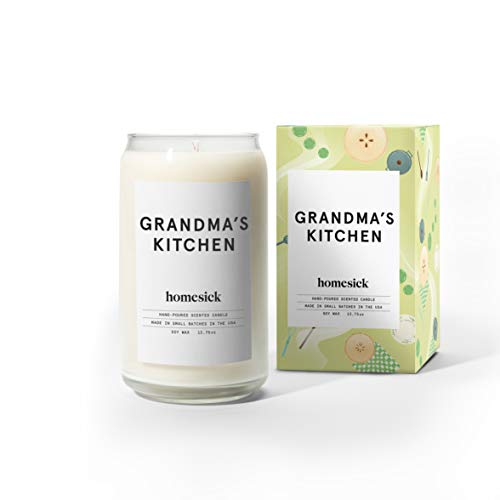 Kitchen Candle - Homesick Scented Candle, Grandma's Kitchen