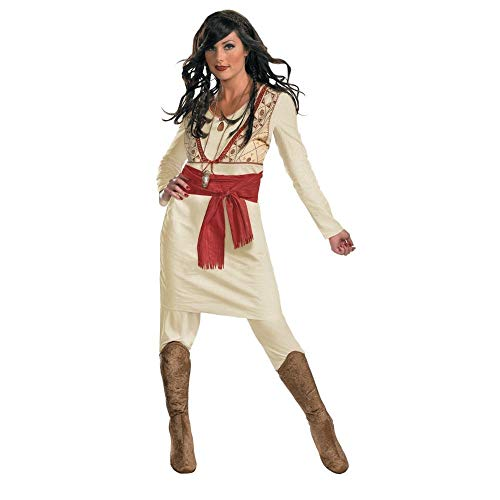 (Prince of Persia Tamina Adult Costume -)