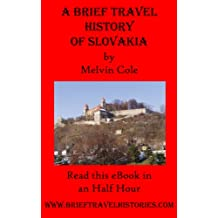 A Brief Travel History of Slovakia