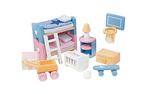 Sugar Plum Children's Room (Le Sugar Toy Van)
