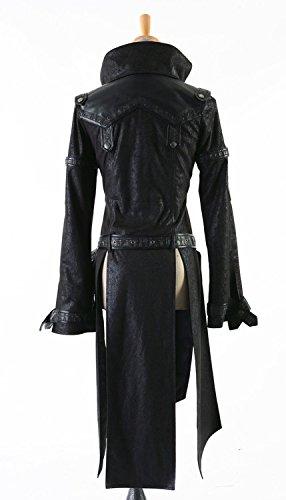 DEVIL SHACKLES - Abrigo - para mujer negro