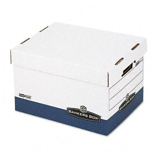Bankers Box R-KIVE Heavy-Duty Storage Boxes