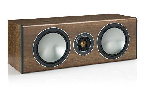 Monitor Audio Bronze Center Speaker – Walnut