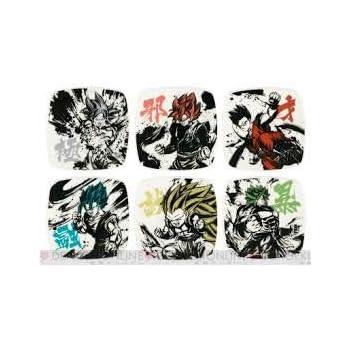 Ichiban Kuji Dragon Ball Z ULTIMATE EVOLUTION H Prize Square Plate Vegetto