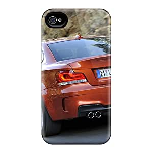 New Arrival Case Cover With UHj4692rbyF Design For Iphone 4/4s- Bmw M Coupe