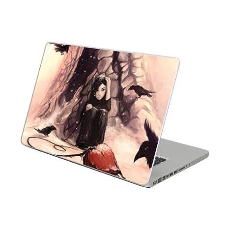 Diabloskinz Crows - Vinilo Adhesivo para MacBook Air de 11 ...