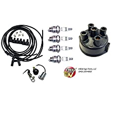 DISTRIBUTOR IGNITION TUNE UP KIT JOHN DEERE 1010,