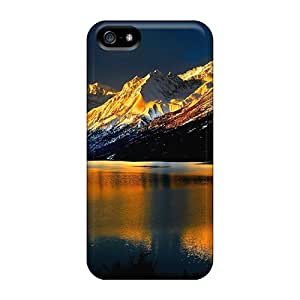 Eriores Case Cover Protector Specially Made For Iphone 5/5s Evening Light