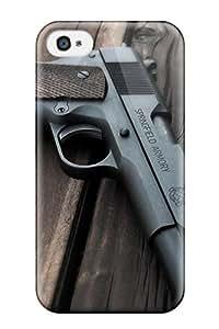 New Iphone 4/4s Case Cover Casing(gun) wangjiang maoyi