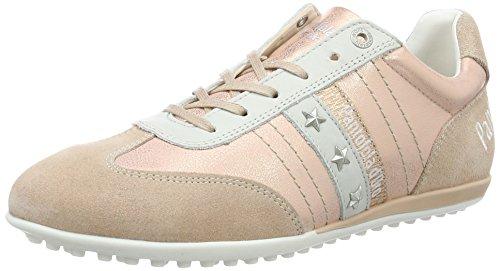 Pantofola d'Oro Imola Donne Low - Zapatillas de casa Mujer Pink (Spanish Villa)