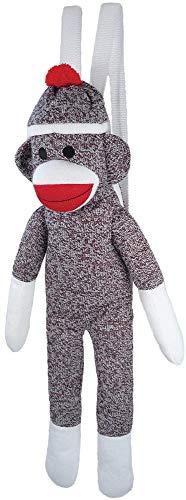 "Pennington Bear Company The Original Sock Monkey Backpack, 24"" inch"