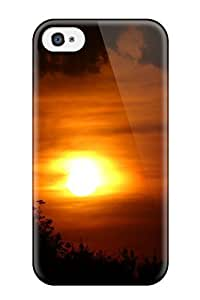 6335712K66875114 Anti-scratch And Shatterproof Sunset Phone Case For Iphone 4/4s/ High Quality Tpu Case