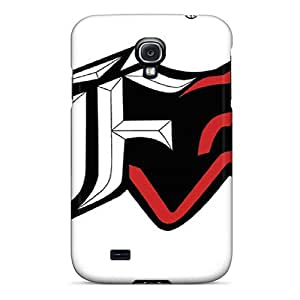 High Quality Shock Absorbing Case For Galaxy S4-fox