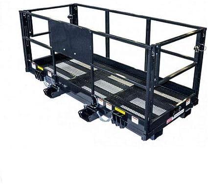 New 4 Ft X 9 Ft 8 Inch Forklift Telehandler Man Basket/Work ...
