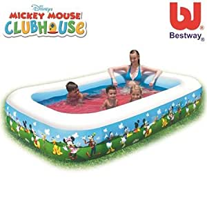 Bestway Family Pool Mickey Mouse
