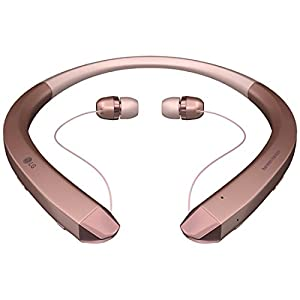LG HBS-910 Tone Infinim Bluetooth Stereo Headset – Rose Gold