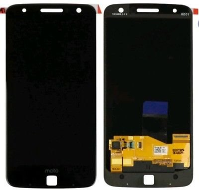 LCD Lens Touch Screen Digitizer for Motorola Moto Z Droid XLTE XT1650 XT1650-01 XT1650-03 XT1650-05 5.5 Black