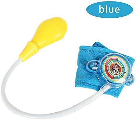 BRANDNEWS Doctor Kit für Kinder Kinder Simulation Hausarzt Spielzeug Spielhaus Krankenschwester Puppe Blutdruck Spielset Doctor Kit rational