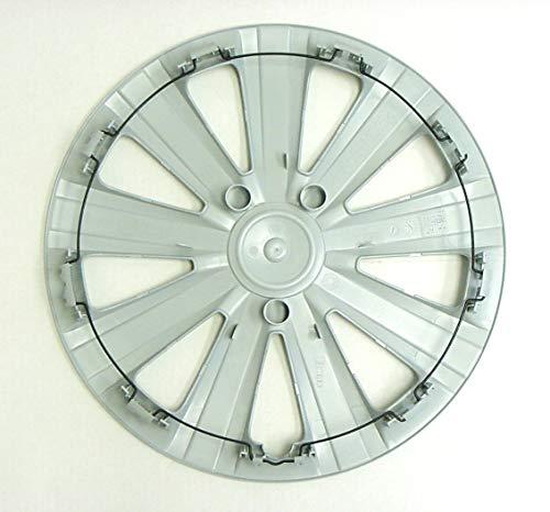 Genuine OEM VW Hub Cap Jetta-Sedan 2011-2014 9-Spoke Cover Fits 15-Inch Wheel by Volkswagen (Image #4)