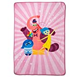 Disney/Pixar Inside Out Dream 62' x 90 ' Twin Blanket