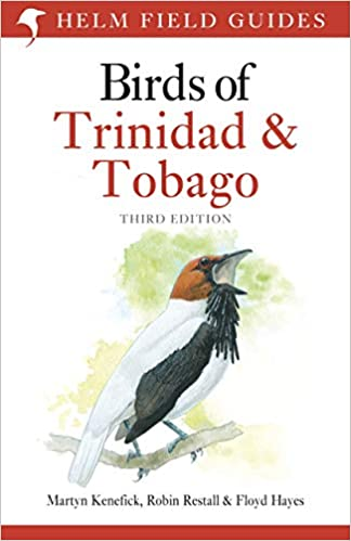 All birds trinidad and tobago a field guide by mullen & pohland gbr.