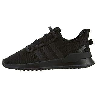 adidas Originals Men's U_Path Running Shoe, Core Black/Core Black/Black Mesh, 13