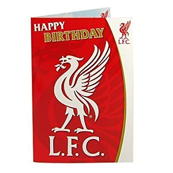 Liverpool fc liverpool fc liverbird musical birthday card amazon liverpool fc liverpool fc liverbird musical birthday card bookmarktalkfo Choice Image