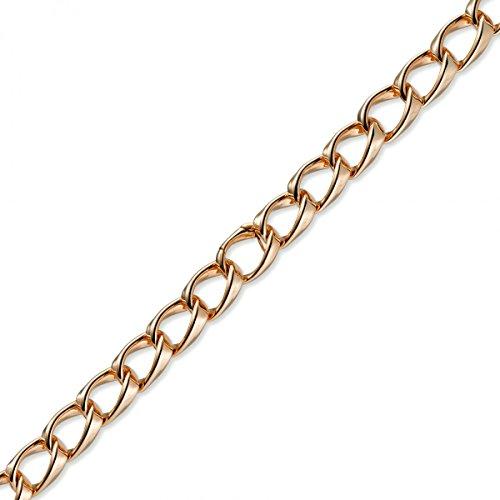 18 Mm weitpanzer baltique les bracelets bracelet en or jaune 585 en or rose 19 cm
