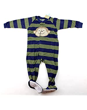 Genuine Carter's Baby Sleepwear - 5T- Super Comfortable - Cozy Fleece Frame Rsistant
