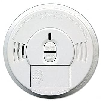 KID09769997 - Kidde Front-Load Smoke Alarm w/Mounting Bracket