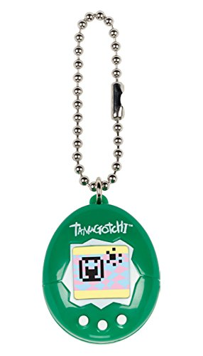 (Tamagotchi Mini, White/Green)