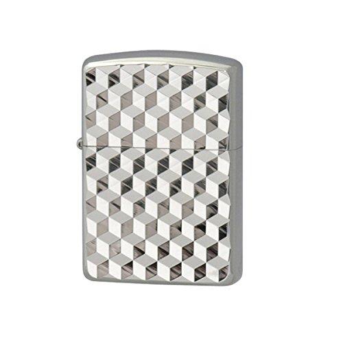 ジッポ ZIPPO HONEY COMB PT オイルライター 4937928112439 シルバー 喫煙具 ZIPPO 一般 [並行輸入品] mirai1-521171-ah [簡素パッケージ品] B06XSY5DN4