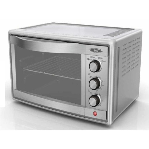 Oster Countertop Oven With Convection Technology : Details about Oster TSSTTVRB04 6-Slice Convection Toaster Oven Brushed ...
