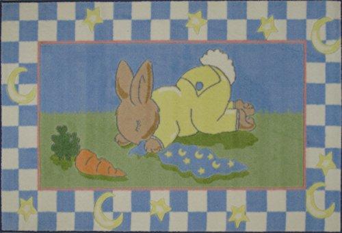 (Jade Reynolds-Naptime Childrens Area Rug JR-TSC-193 3958 39 Inch x 58 Inch)