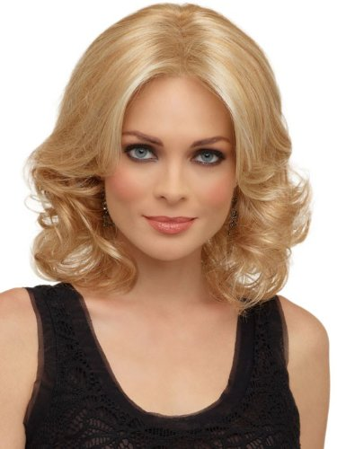 Ashley by Envy Wigs, Color Chosen: Light Blonde