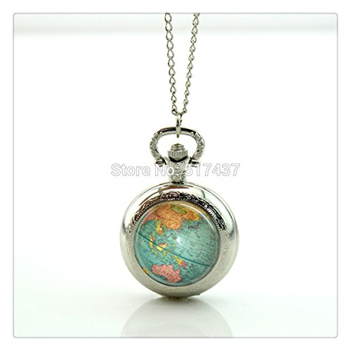 Pocket Planet Jewelry Necklace Antique product image