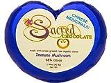 Sacred Chocolate Immuno Mushroom Chocolate 1.44 Oz (11 Pack)