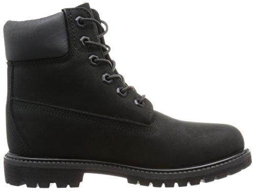Chaussures Premium Boot Montantes Timberland Waterbuck black Noir W Femme 6