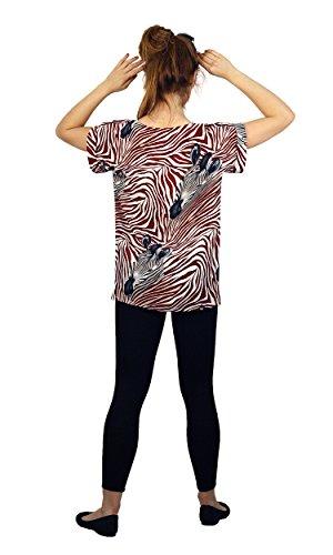 Blusa Estampado Clota