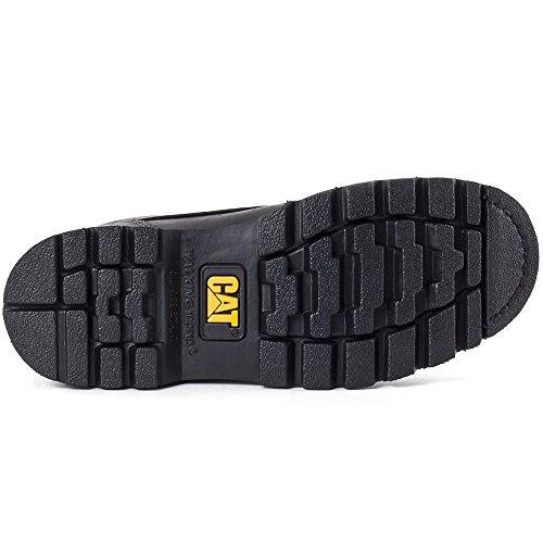 Cat Footwear Rockwell, Botines para Hombre Negro