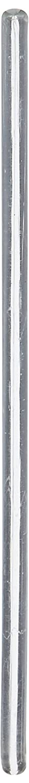"Glass Stirring Rod - 6"" Long, 5 MM Diameter - 3 Pack"